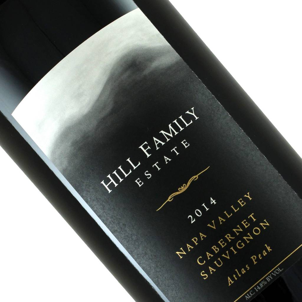 Hill Family 2014 Cabernet Sauvignon Atlas Peak Napa Valley