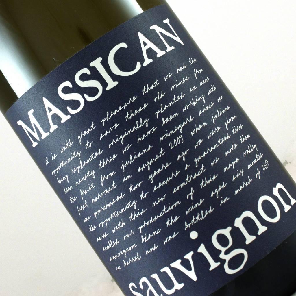 Massican 2016 Sauvignon Blanc, Napa Valley