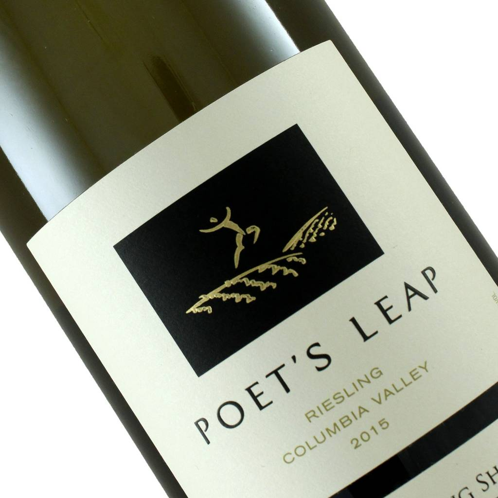 Poet's Leap 2015 Riesling Columbia Vallley, Washington State