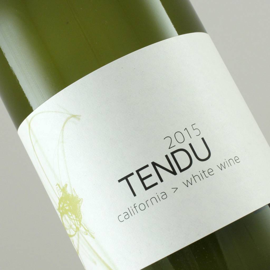 Tendu 2015 White Wine California 1L