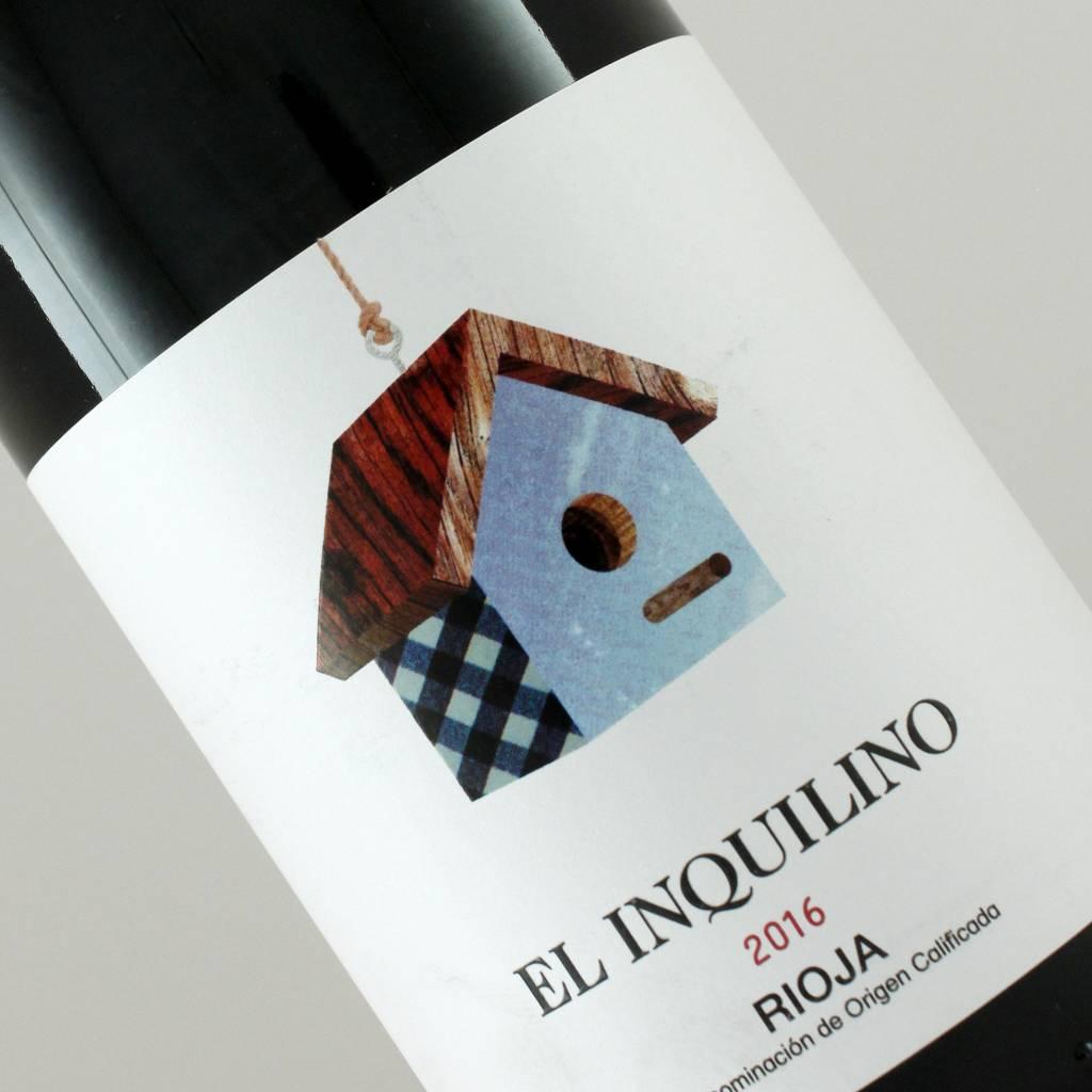 Vina Zorzal 2016 Rioja El Inquilino, Spain