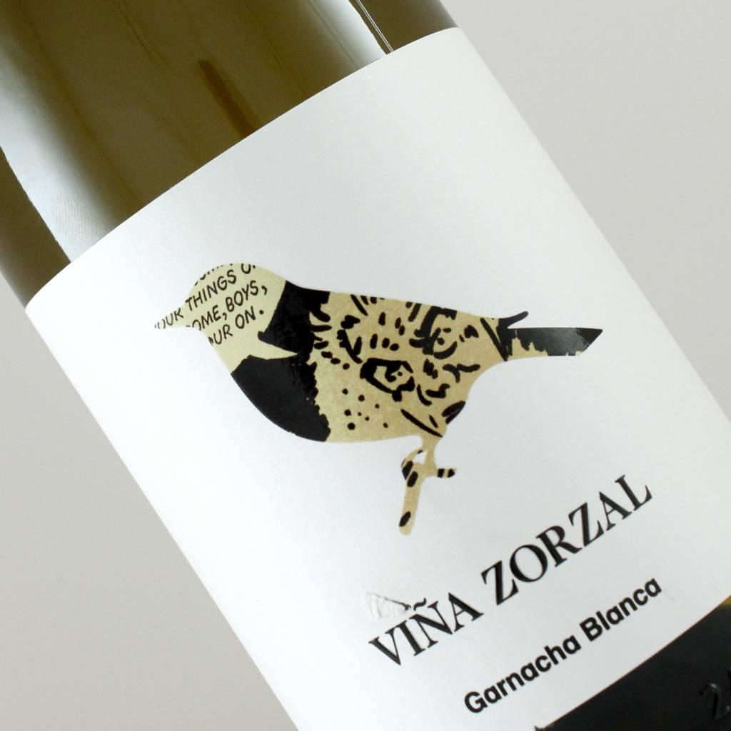 Vina Zorzal 2016 Garnacha Blanca, Navarra Spain