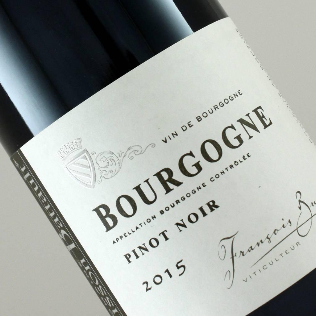 Domaine Buisson Battault 2015 Bourgogne Pinot Noir, Burgundy