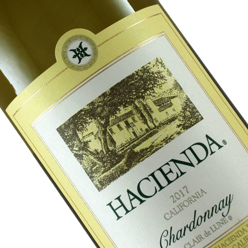 Hacienda 2017 Chardonnay, California