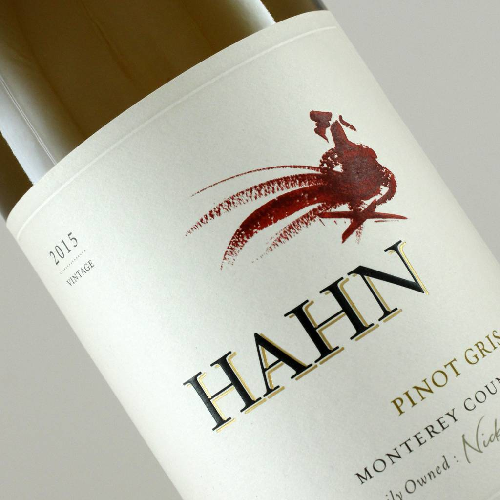 Hahn 2015 Pinot Gris, Monterey County