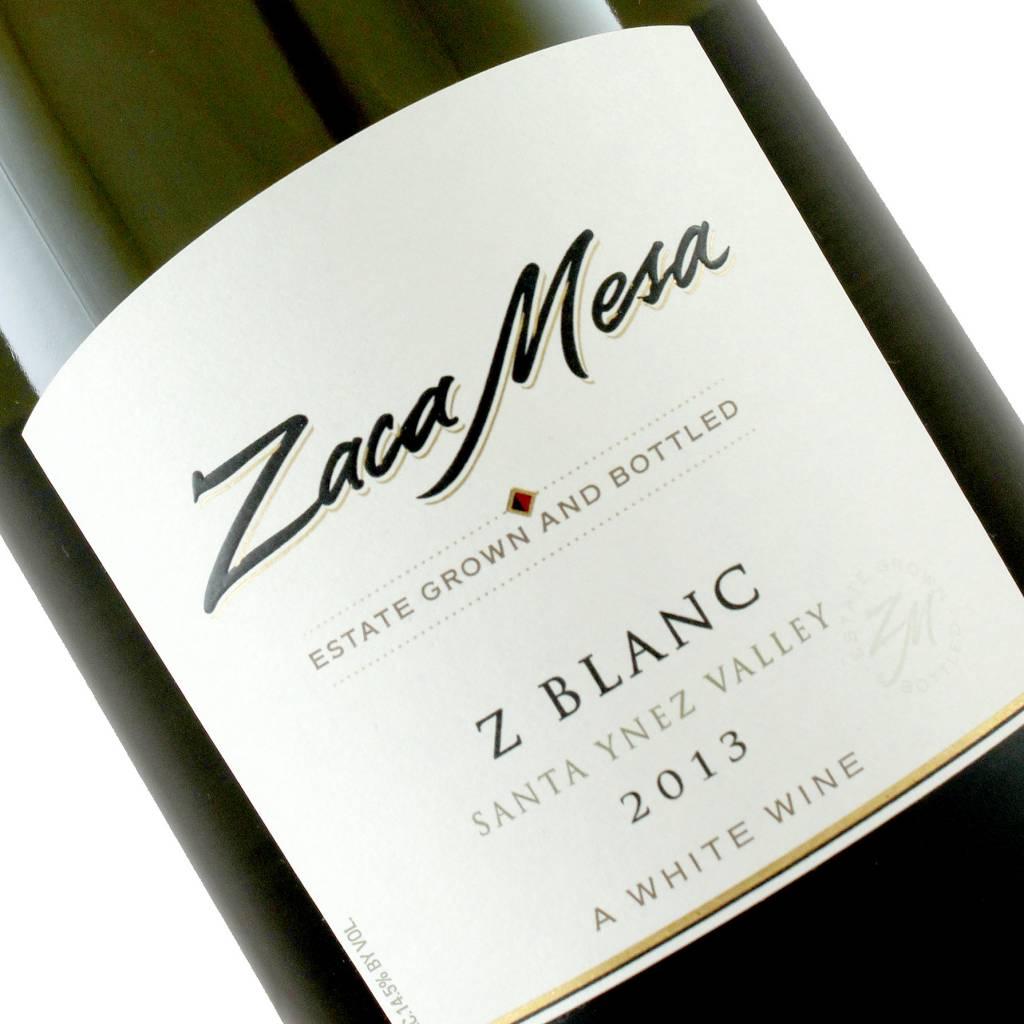 Zaca Mesa 2013 Z Blanc Santa Ynez