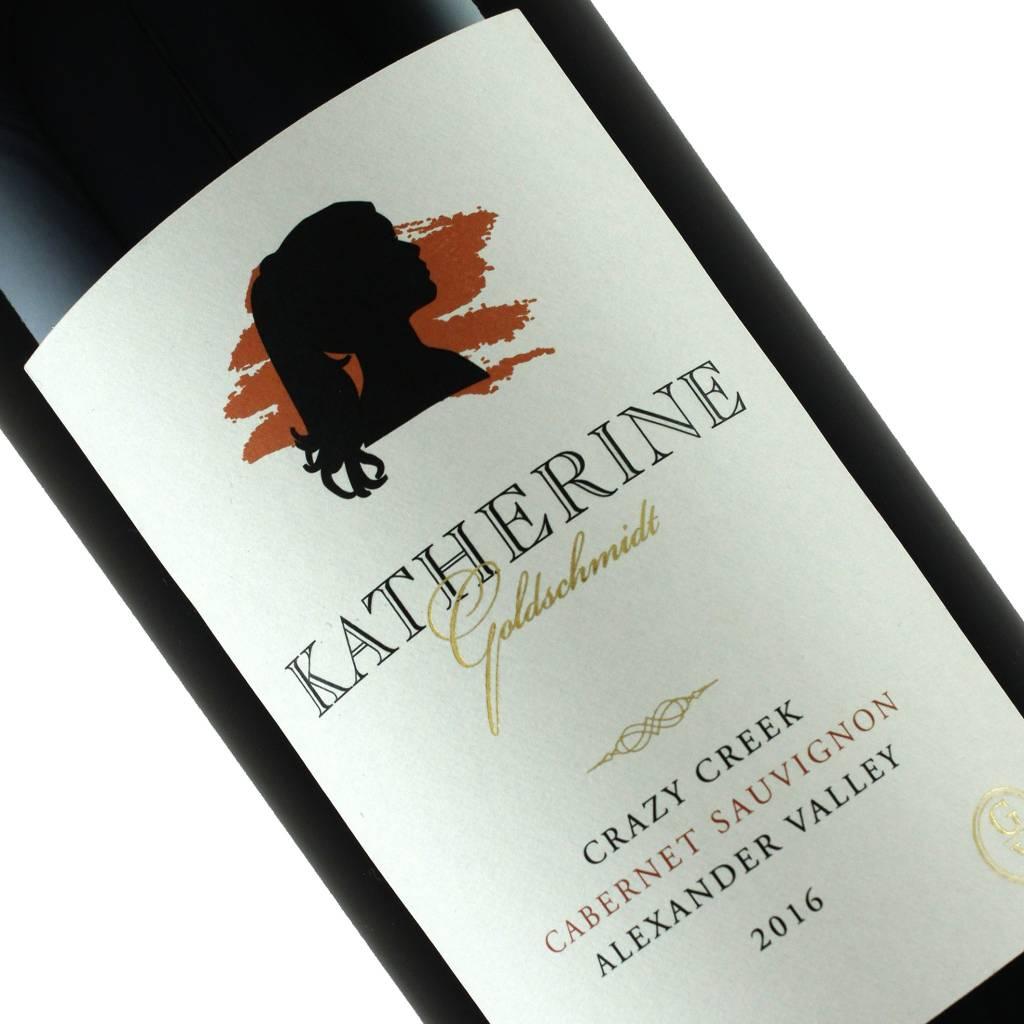 "Goldschmidt 2016 Cabernet Sauvignon ""Katherine"" Crazy Creek, Alexander Valley"