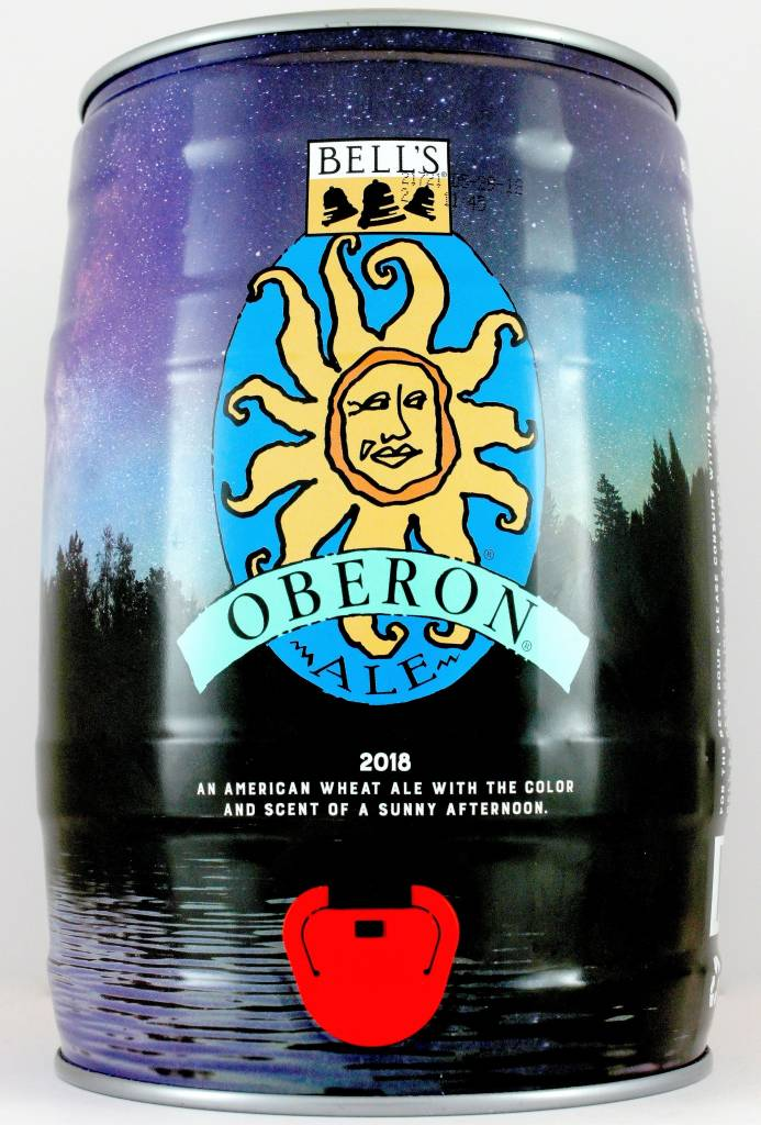 "Bell's Brewery ""Oberon"" Wheat - 5 Liter"