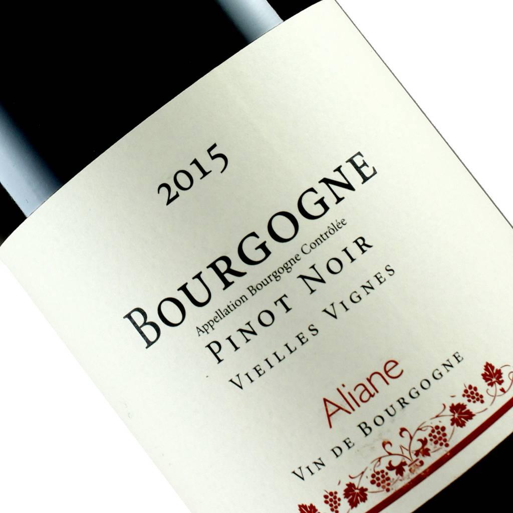 Aliane 2015 Bourgogne Rouge Vieilles Vignes