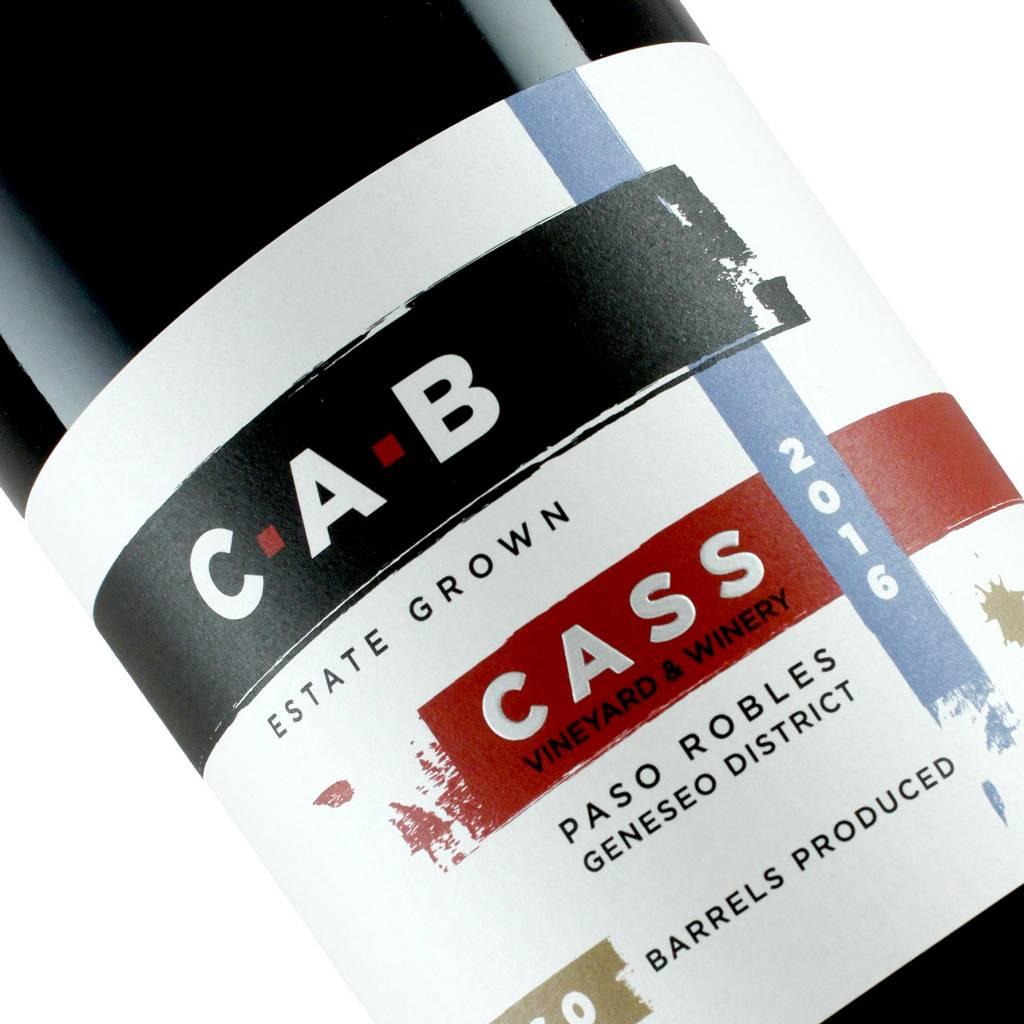 Cass 2016 Cabernet Sauvignon Paso Robles
