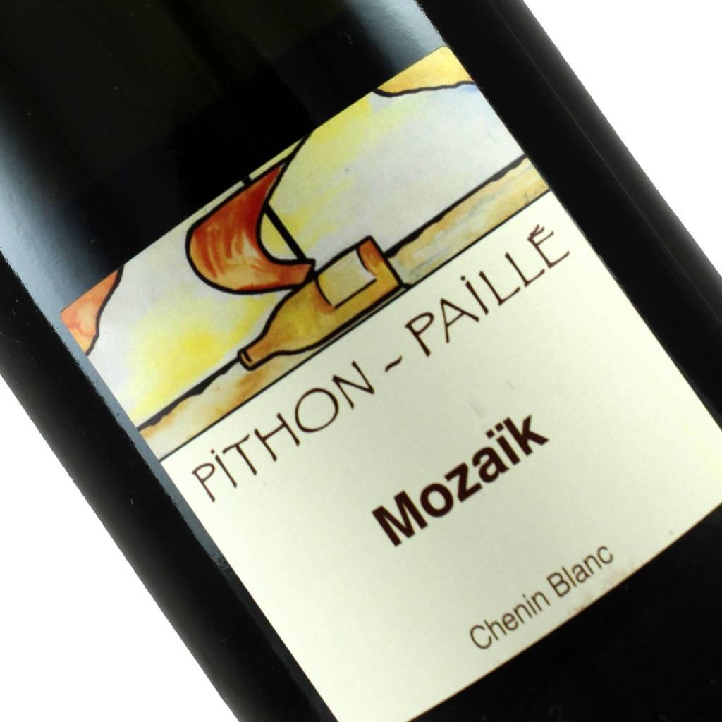 Pithon Paille 2016 Mozaik Chenin Blanc