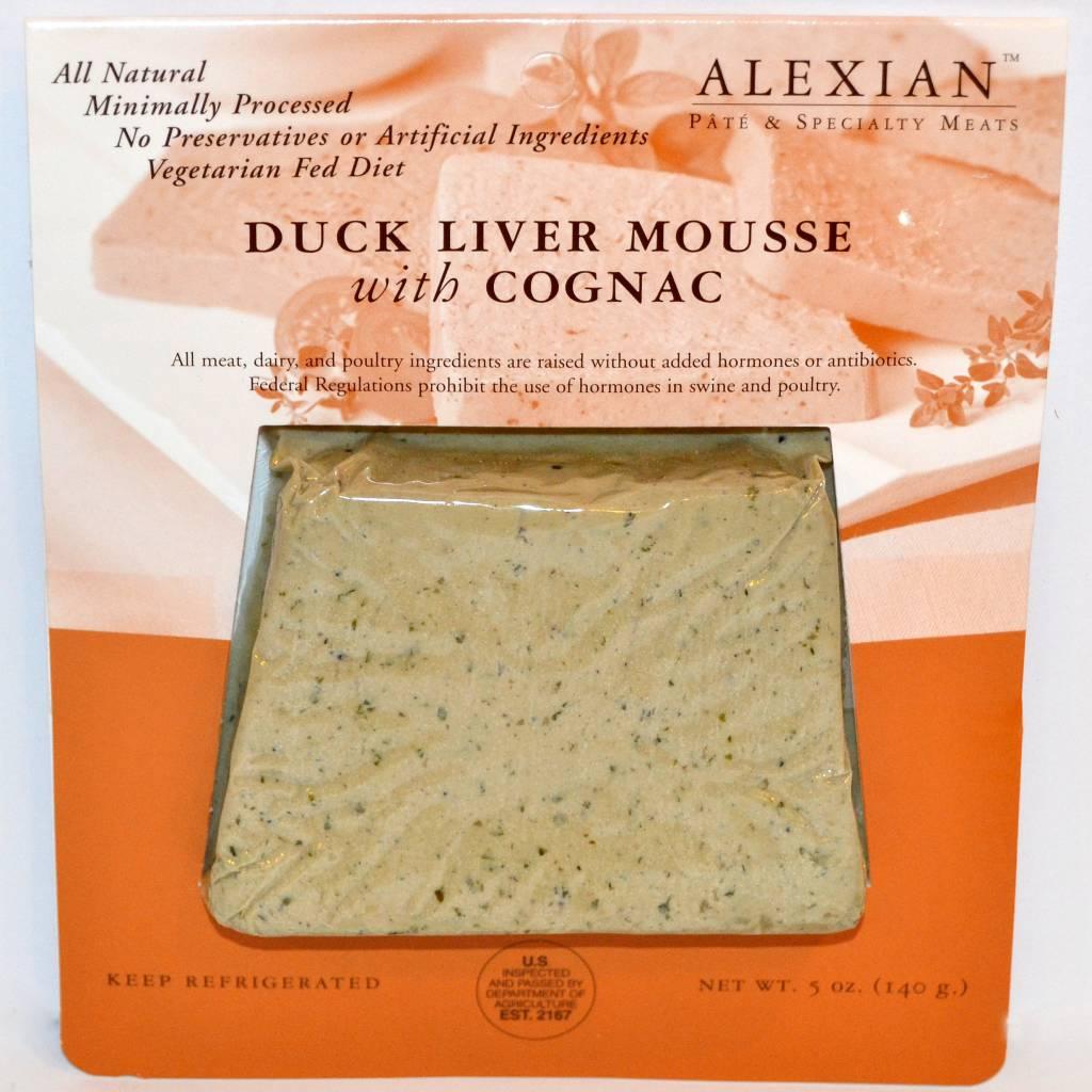 Alexian Pate--Duck Liver Mousse With Cognac