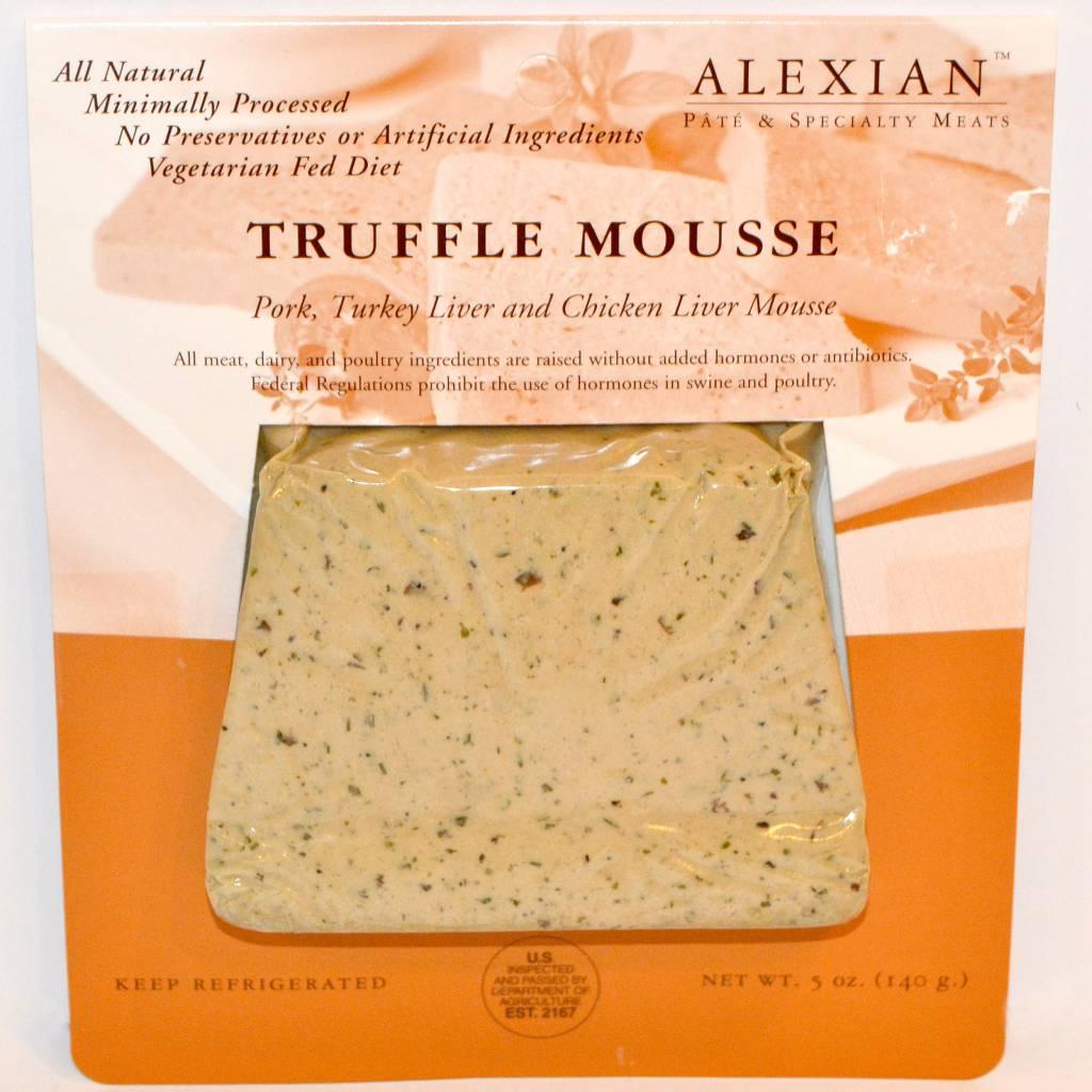 Alexian Pate--Truffle Mousse