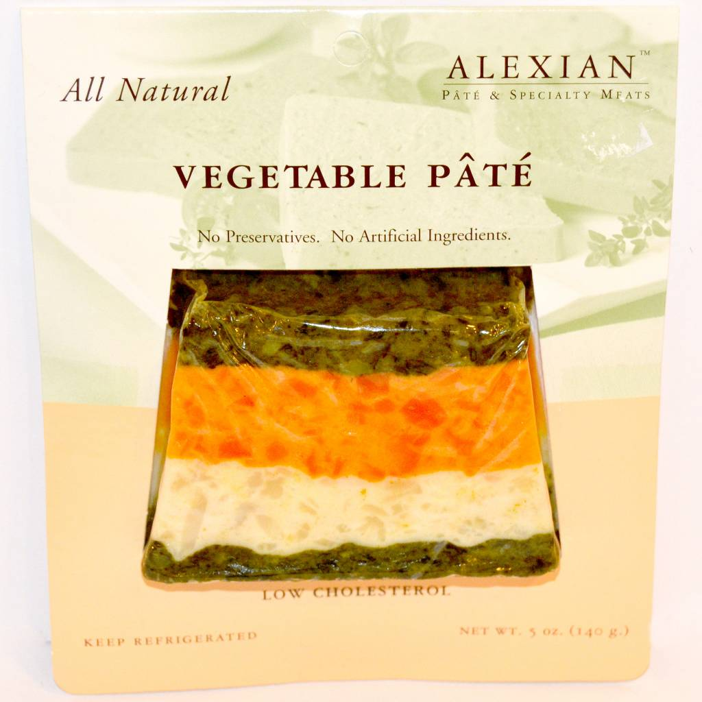 Alexian Vegetable Pate