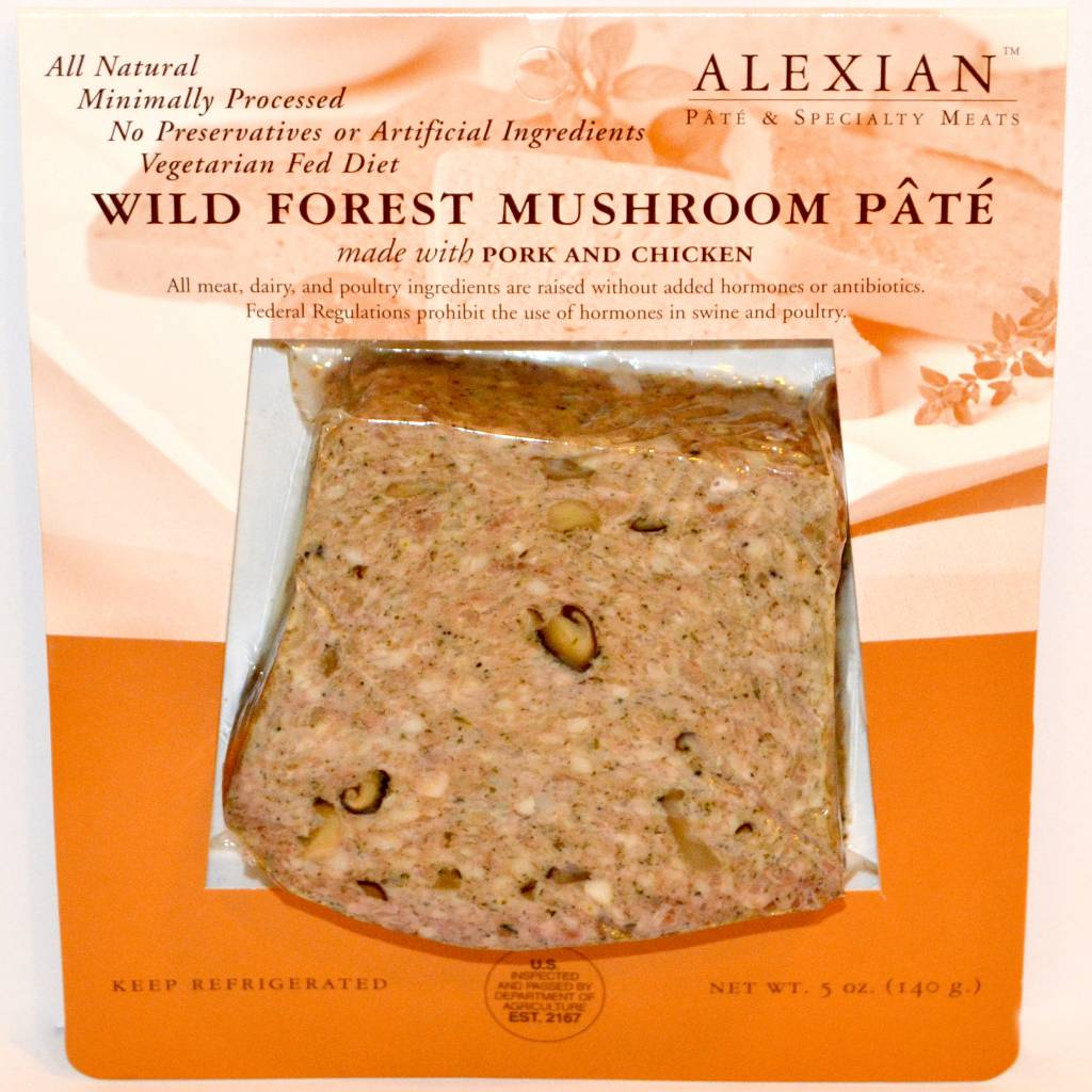 Alexian Pate--Wild Forest Mushroom