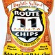 Route 11 Lightly Salted Potato Chips Small Bag