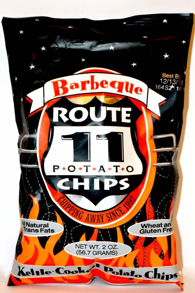 Route 11 Barbecue Potato Chips Small Bag