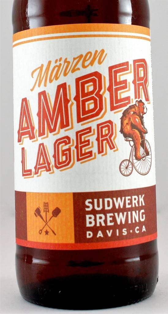 "Sudwerk ""Marzen Amber Lager"", California"