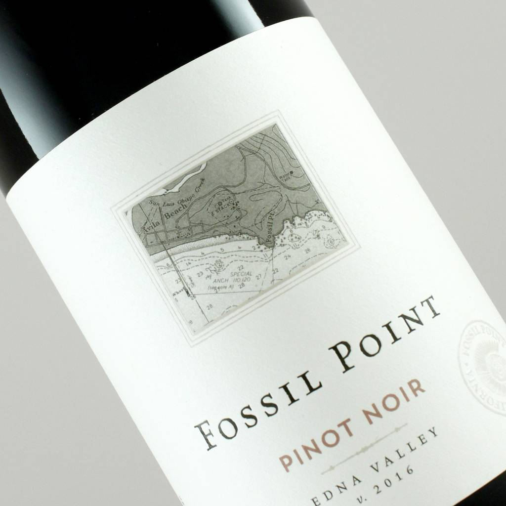 Fossil Point 2016 Pinot Noir, Edna Valley