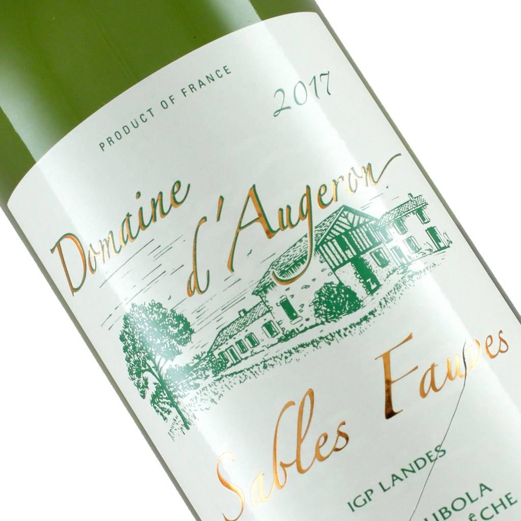 Domaine d Augeron 2017 Vin Du Pay Lalandes Blanc, Southwest France