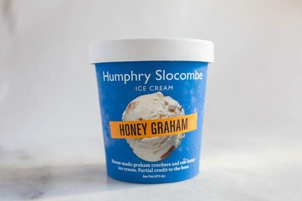 Humphry Slocombe Honey Graham Ice Cream Pint