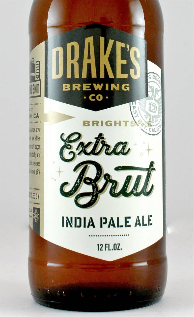 "Drake's Brewing ""Brightside Extra Brut"" India Pale Ale, California"