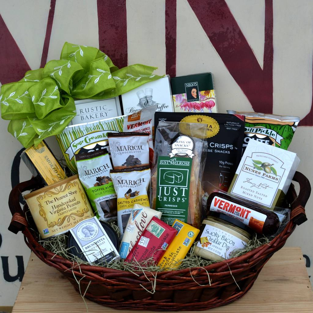 """Office Party"" Gift Basket"