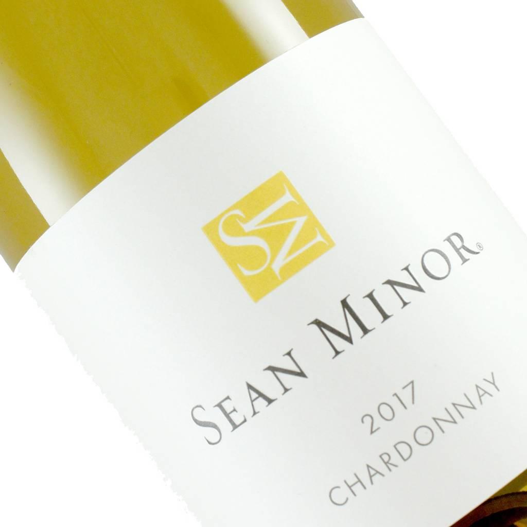 """Sean Minor 2017 Chardonnay """"Four Bears"""", Central Coast"""
