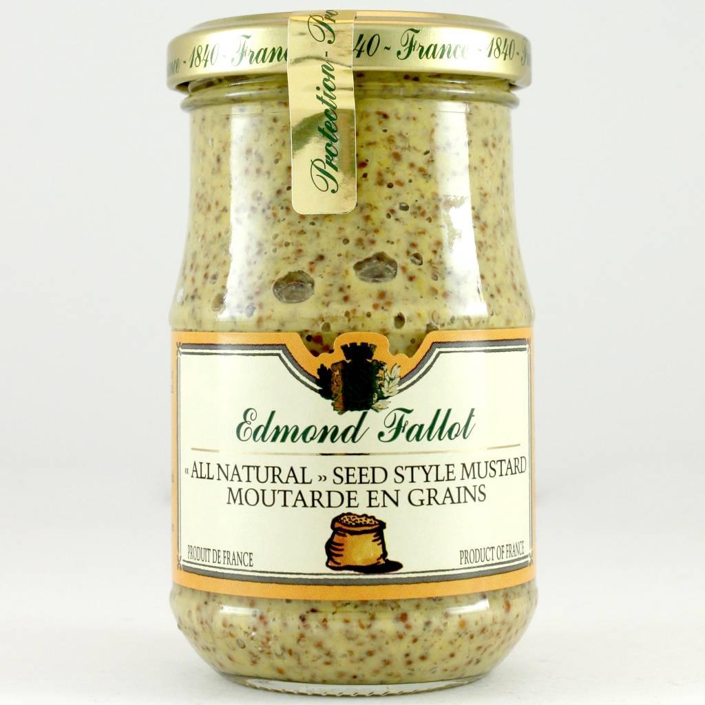Fallot Seed Style Mustard Moutarde en Grains