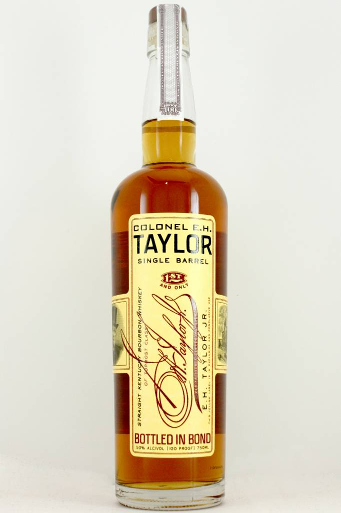 E.H. Taylor Single Barrel Straight Kentucky Bourbon Whiskey