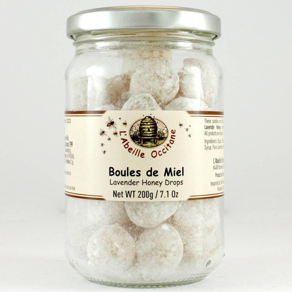 L'Abeille Occitane Boules de Miel Honey Drops, Languedoc, France