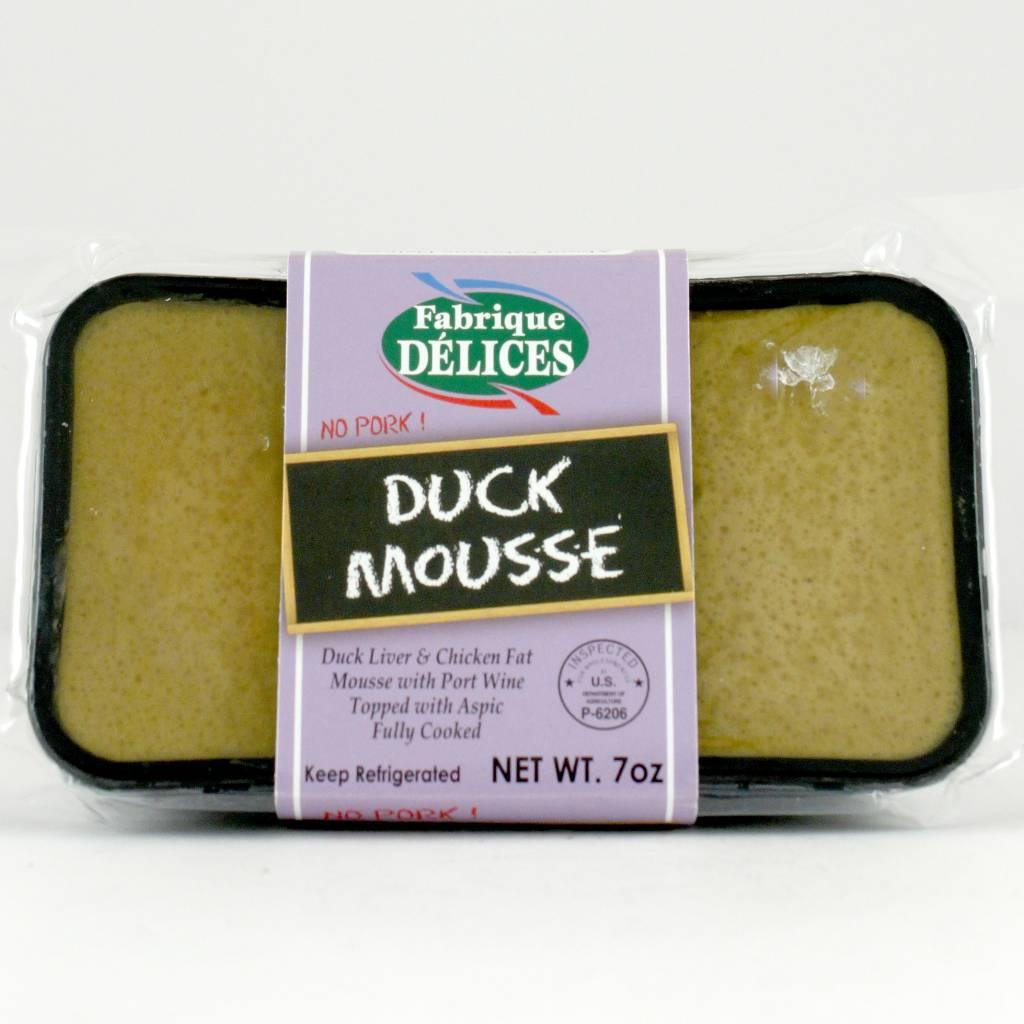 Fabrique Delices Duck Mousse
