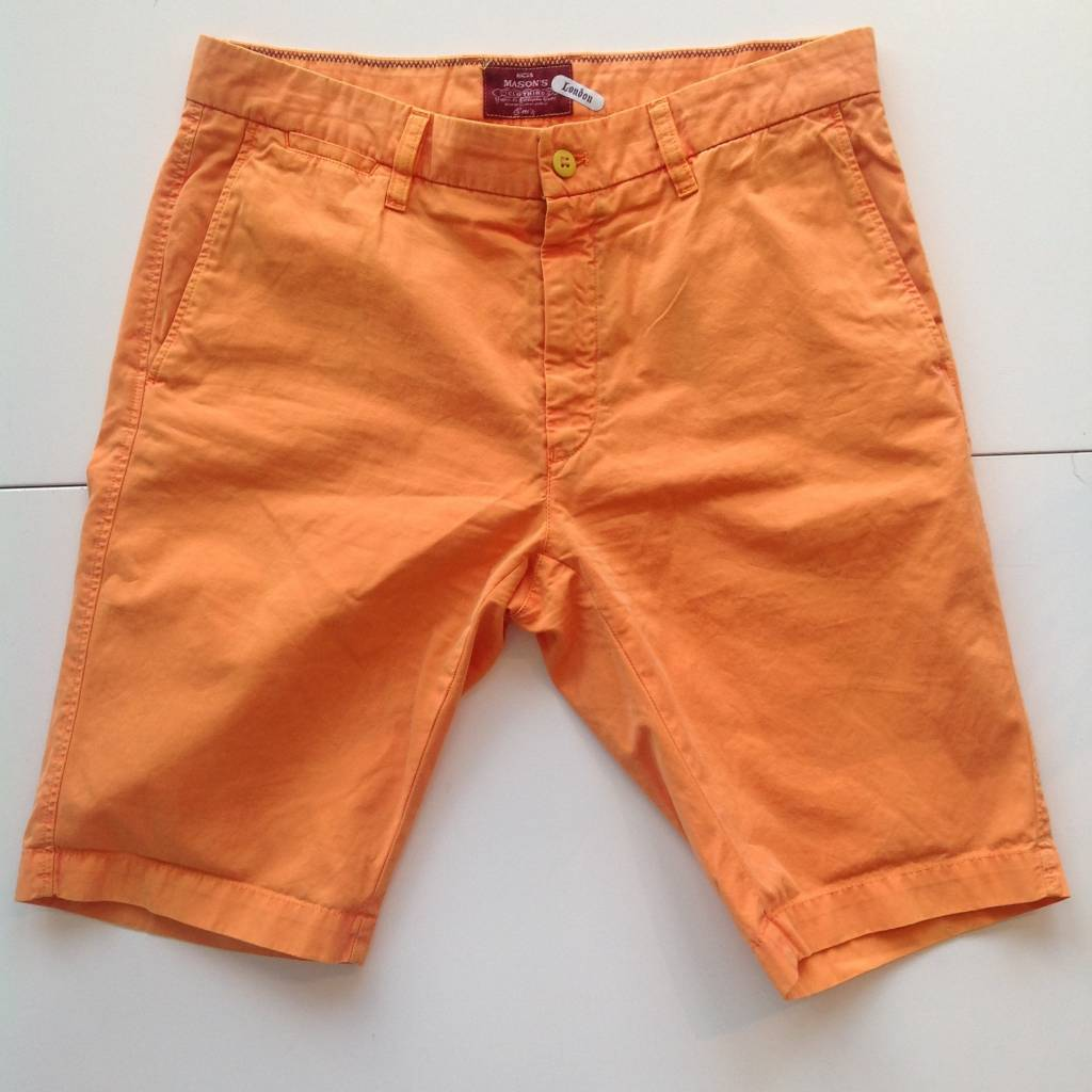 Mason's Clothing Orange Shorts (48)
