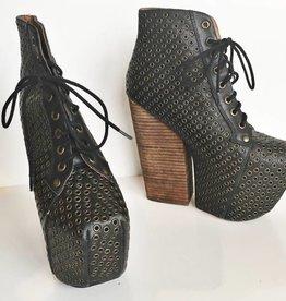 Jeffrey Campbell Gromlet Platform Heel Boot (7.5)