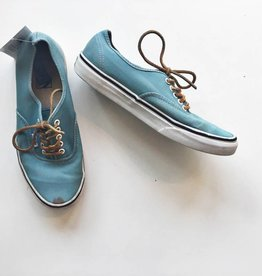 Vans Teal Shoes (8.5)