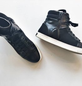 Kenneth Cole Double Header Hi Tops (10.5)