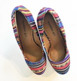 Madden Girl Aztec Wedges (8.5)