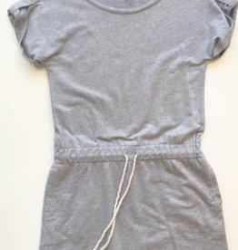 Loft Grey Rope Tunic Dress (M)