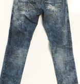 Diesel Matic Distressed Denim Skinny Jeans (25)