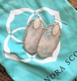 Kendra Scott Darcy Drusy Earrings