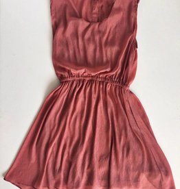 Double Zero Pink Shimmer Dress (S)
