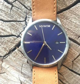 MVMT Watch Leather Band