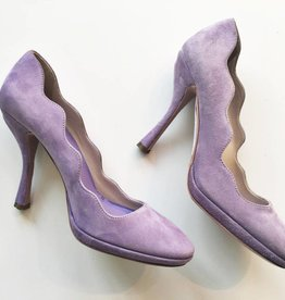Prada Purple Pumps (36)