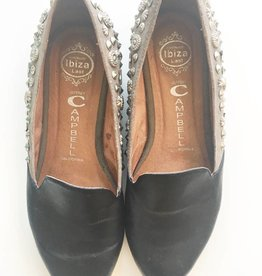 Jeffrey Campbell Two Tone Studded Flats (7.5)