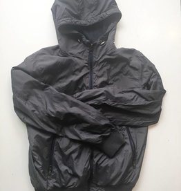 H&M Grey Lined Rain Jacket (M)