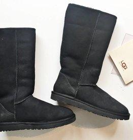 Ugg Classic Black Tall Boots (W9)