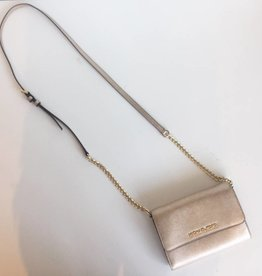 Michael Kors Gold Crossbody