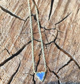 Kendra Scott Blue Perry Necklace