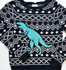 LA Hearts T-Rex Sweater (XS)