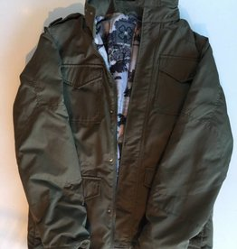 Lucky Brand Olive Green Insulated Coat (M)
